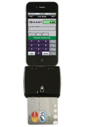 ID TECH Launches New iSmart Mobile 'Smart Card' Reader For